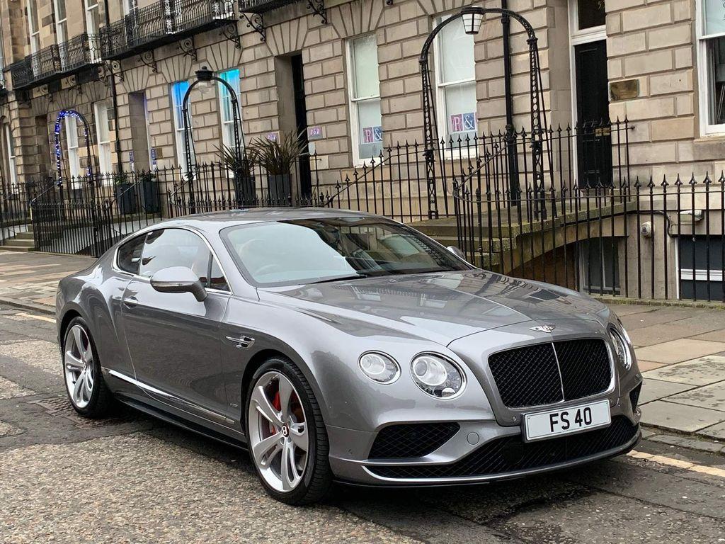 Bentley Continental Coupe 4.0 GT V8 S Auto 4WD 2dr