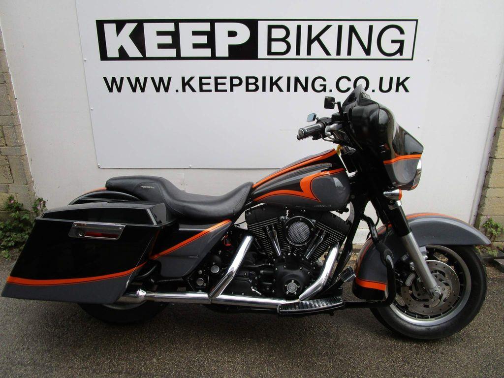 Harley-Davidson Touring Tourer 1450 FLHTCUI Ultra Classic Electra Glide