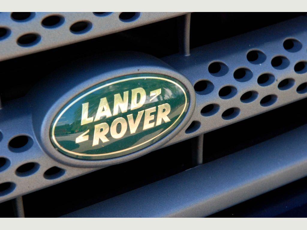 Land Rover Freelander 2 SUV 2.2 TD4 S 4X4 5dr