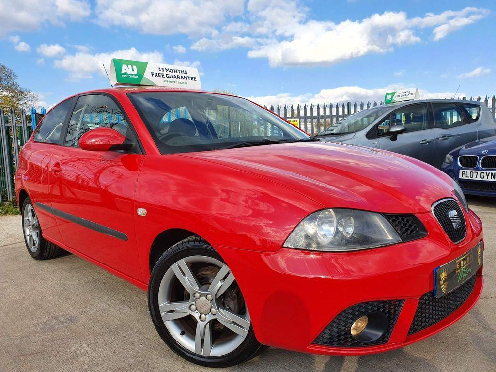 SEAT Ibiza Hatchback 1.4 16v Formula Sport 3dr