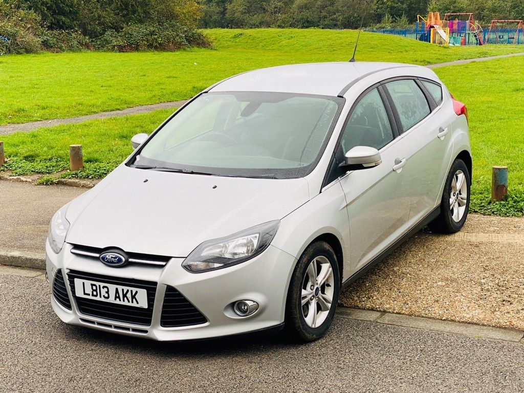 Ford Focus Hatchback 2.0 TD Zetec Powershift 5dr