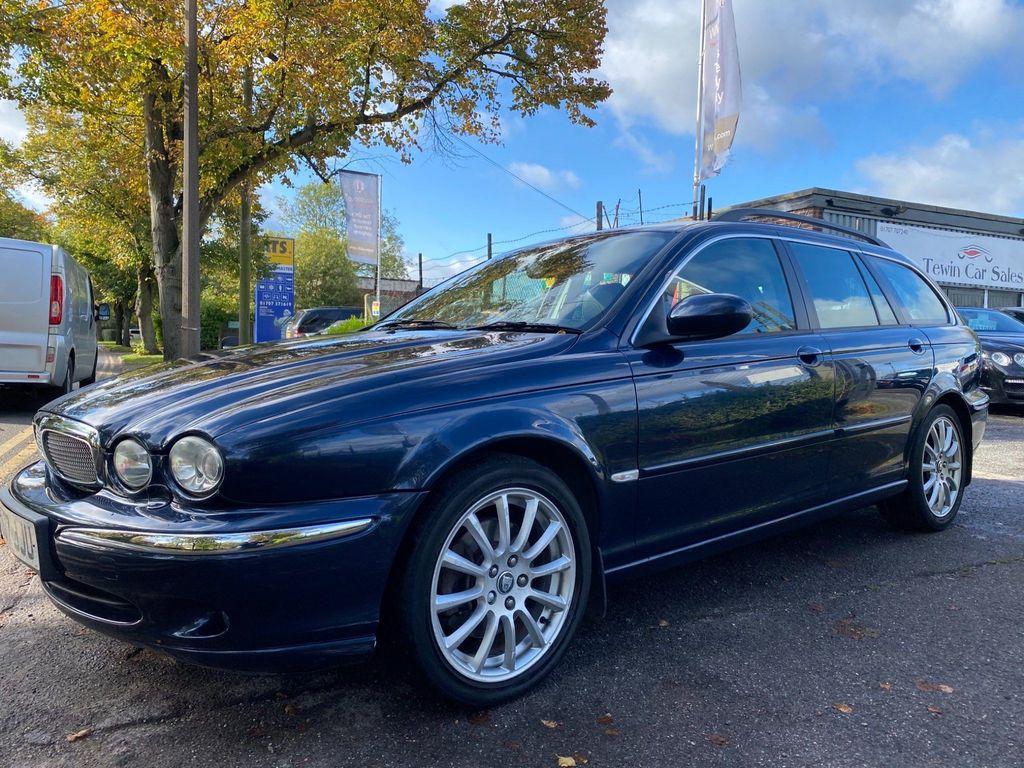 Jaguar X-Type Estate 3.0 V6 Sovereign (AWD) 5dr