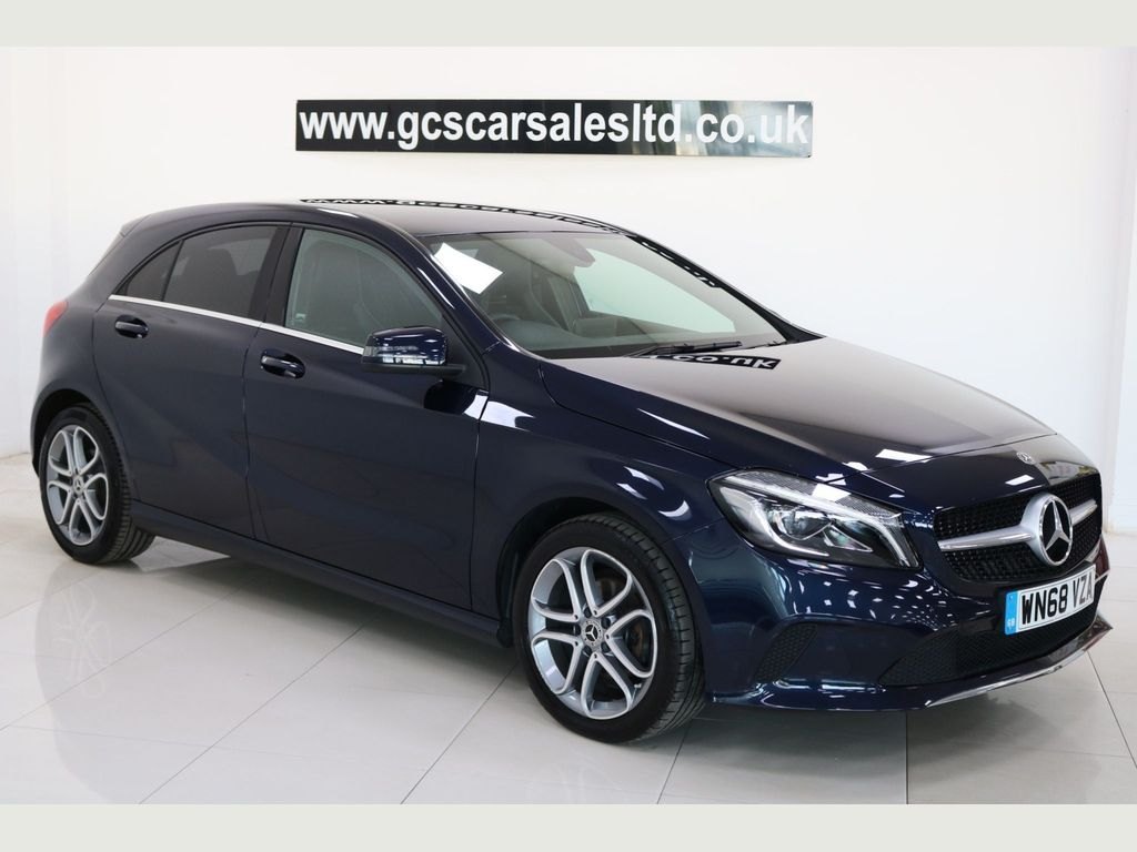Mercedes-Benz A Class Hatchback 1.5 A180d Sport Edition 7G-DCT (s/s) 5dr