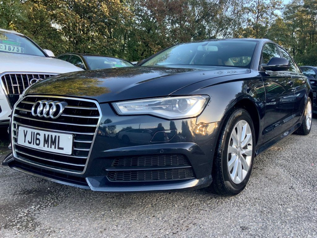 Audi A6 Saloon Saloon 2.0 TDI SE Executive S Tronic quattro (s/s) 4dr