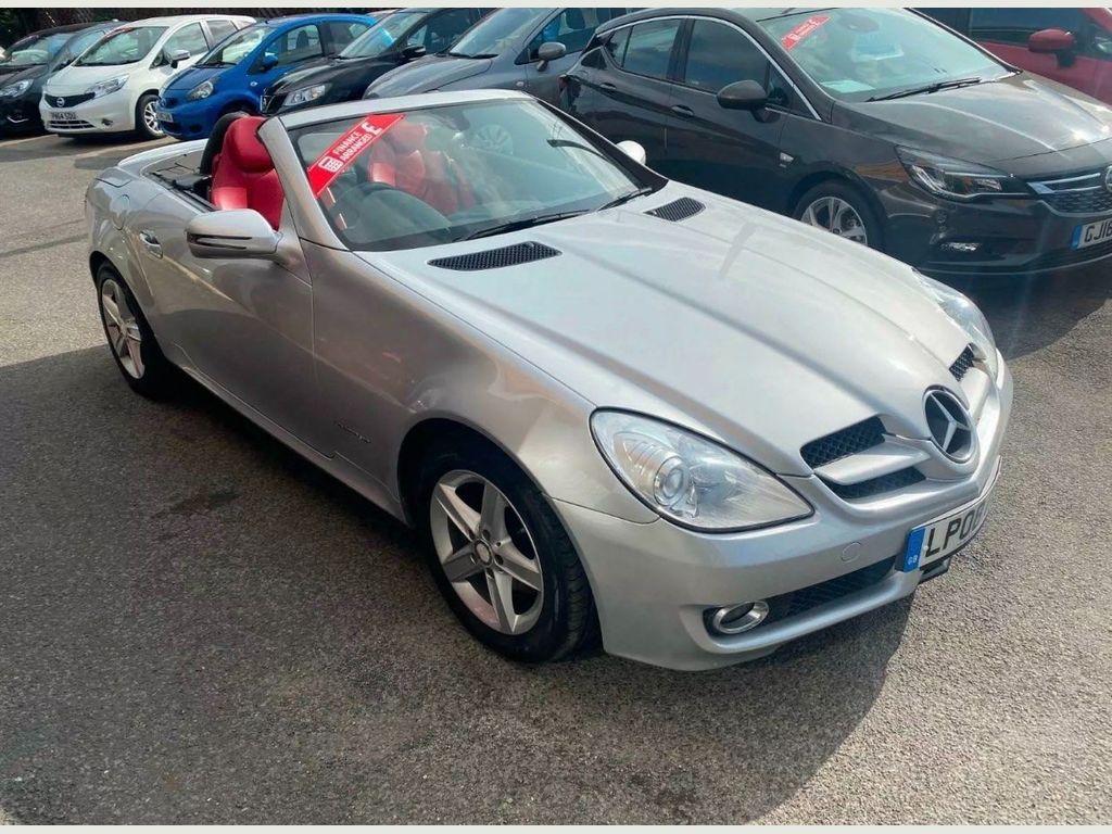 Mercedes-Benz SLK Convertible 1.8 SLK200 Kompressor 2dr