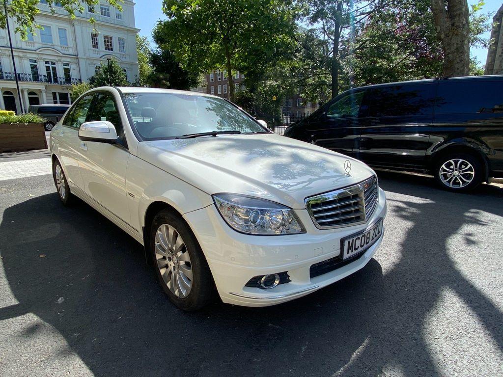 Mercedes-Benz C Class Saloon 1.8 C200 Kompressor Elegance 4dr