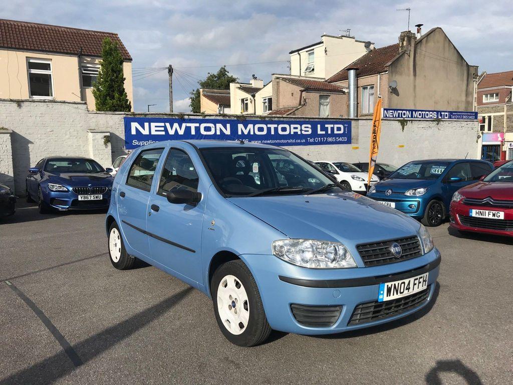 Fiat Punto Hatchback 1.2 8v Active 5dr