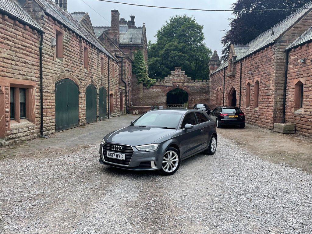 Audi A3 Hatchback 1.0 TFSI Sport S Tronic (s/s) 3dr