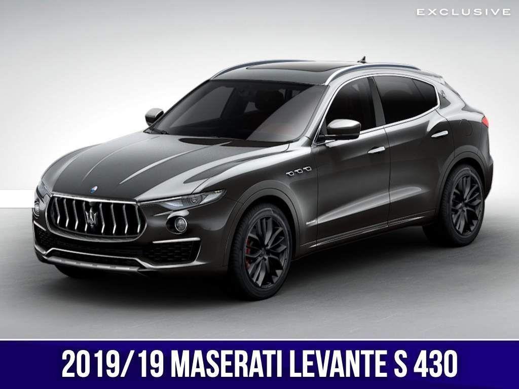 Maserati Levante SUV 3.0 V6 GPF S GranLusso ZF 4WD (s/s) 5dr