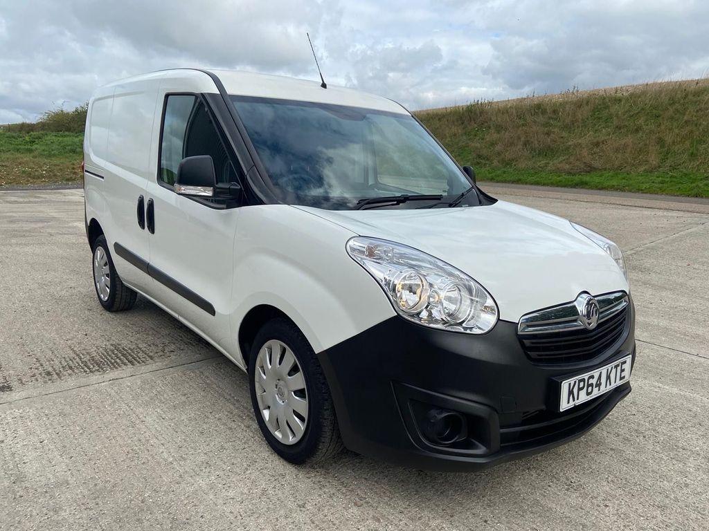 Vauxhall Combo Panel Van Crew Van