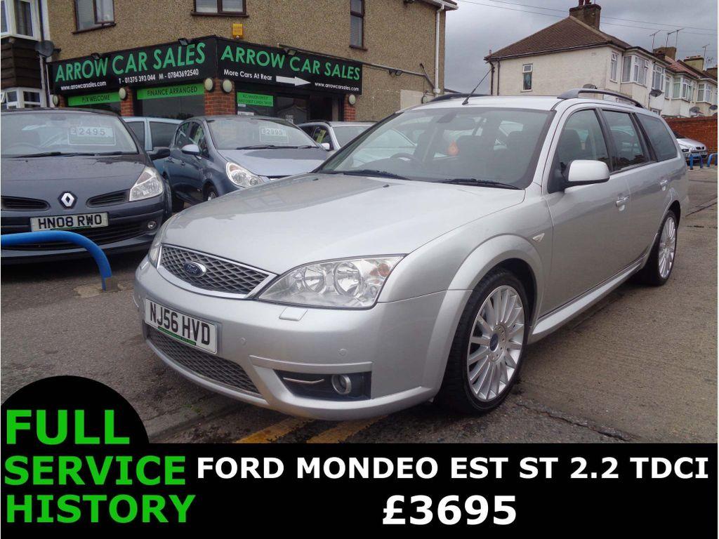 Ford Mondeo Estate 2.2 TDCi SIV ST 5dr