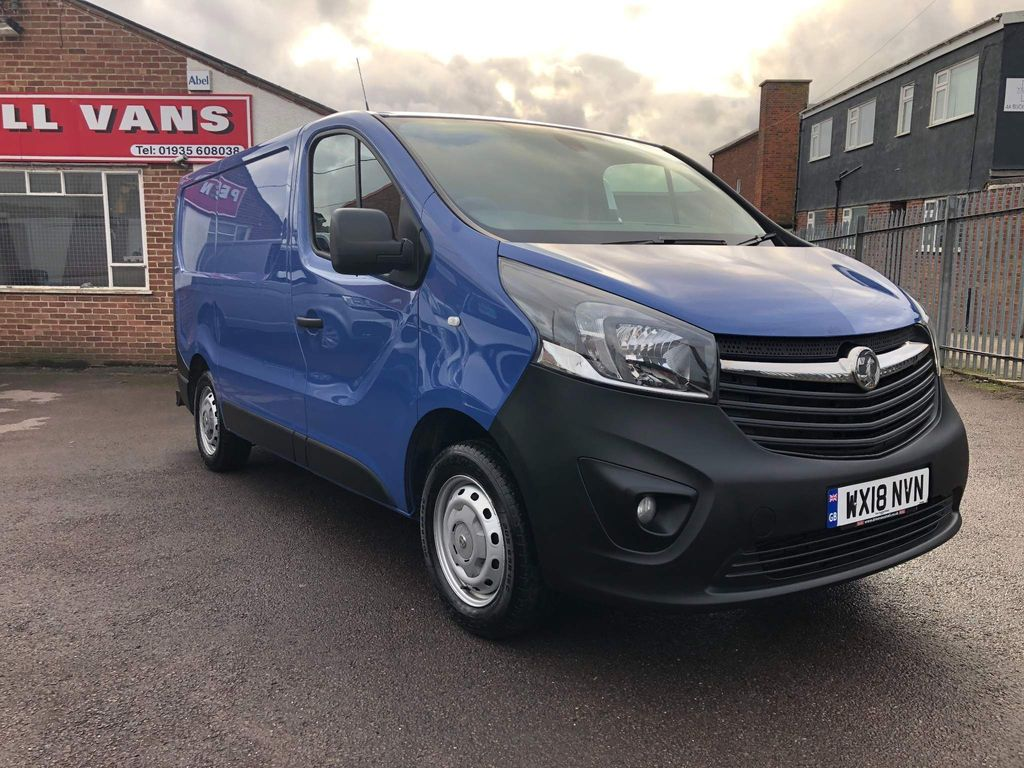 Vauxhall Vivaro Panel Van 1.6CDTi (EU6) 5 Door Panel Van *Air Con*