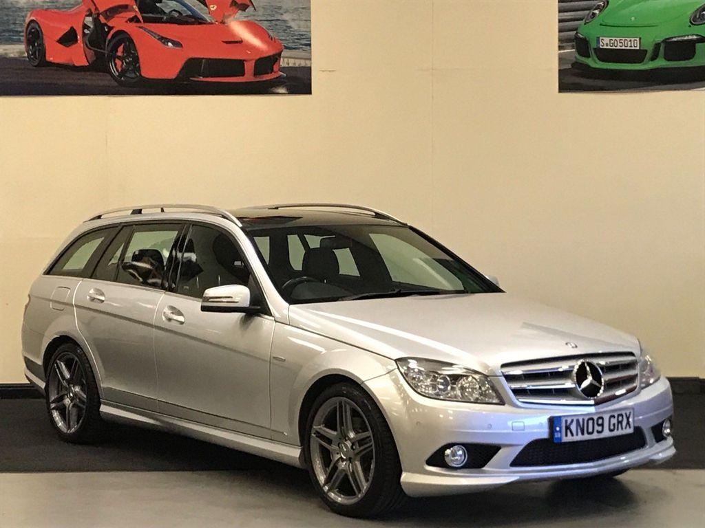 Mercedes-Benz C Class Estate 2.1 C220 CDI Sport 5dr