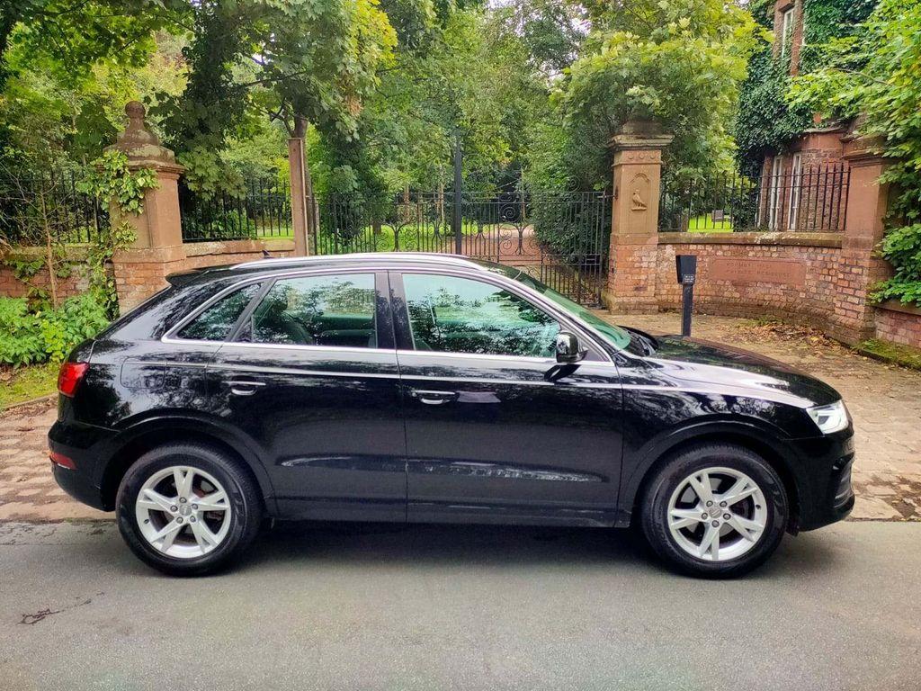 Audi Q3 SUV 1.4 TFSI CoD SE (s/s) 5dr