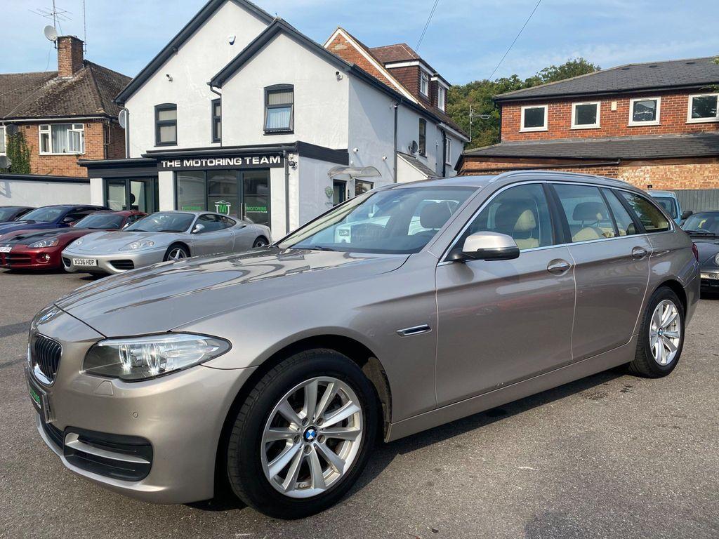 BMW 5 Series Estate 520d SE TOURING AUTOMATIC