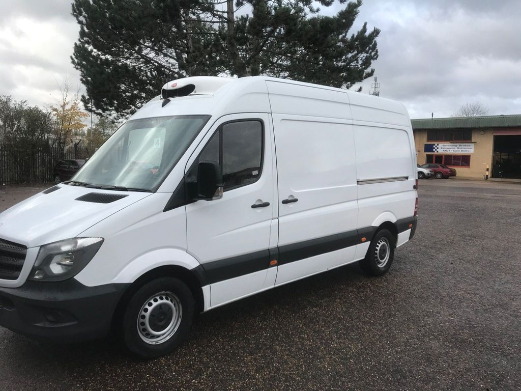 Mercedes-Benz Sprinter Temperature Controlled 313 Mwb Sprinter Freezer Van -15