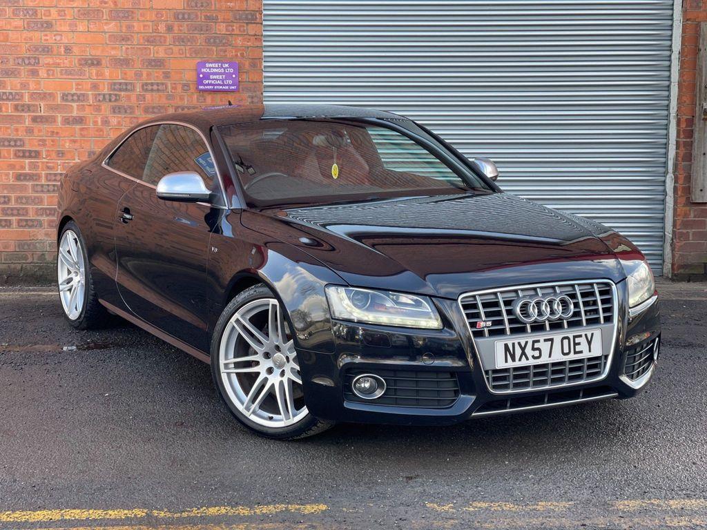 Audi S5 Coupe 4.2 FSI quattro 3dr