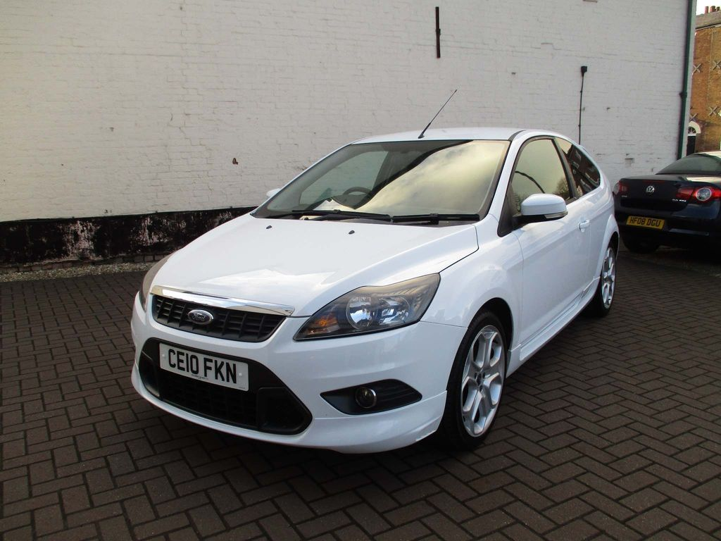 Ford Focus Hatchback 2.0 Zetec S 3dr