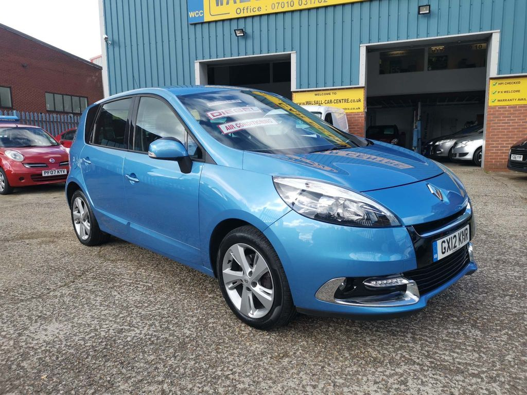 Renault Scenic MPV 1.5 dCi Dynamique Tom Tom (s/s) 5dr
