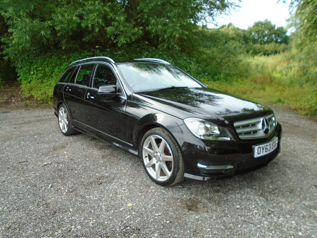 Mercedes-Benz C Class Estate 2.1 C250 CDI AMG Sport 5dr