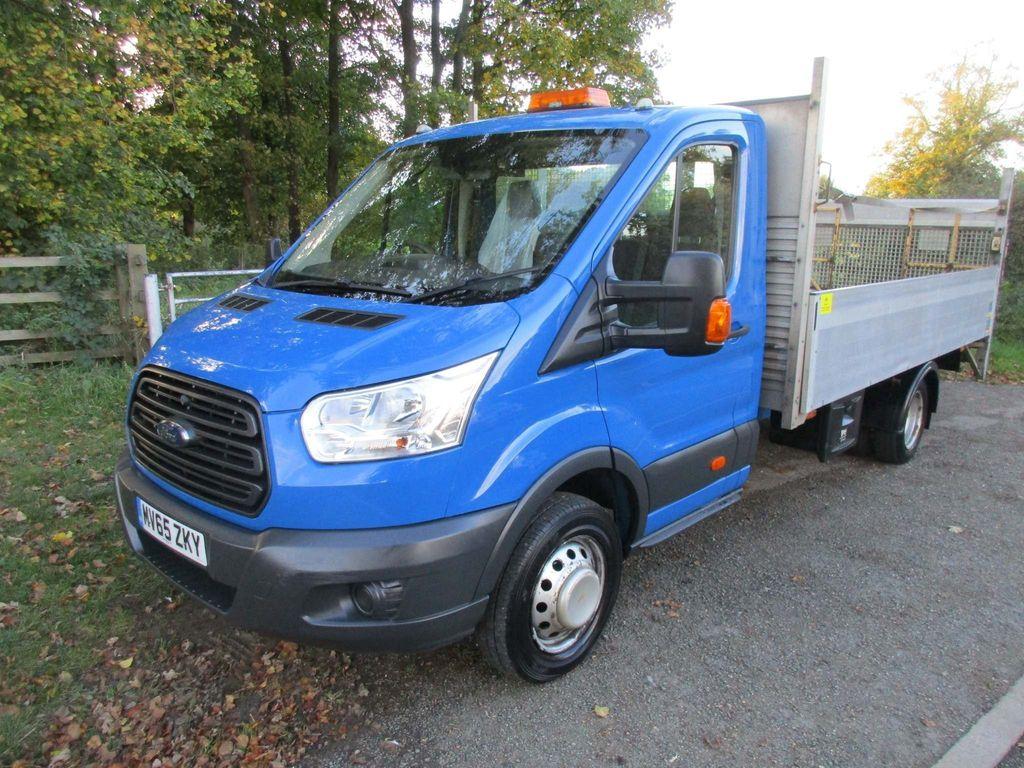 Ford Transit Dropside 2.2 TDCi 350 RWD L4 H1 EU5 2dr (DRW)