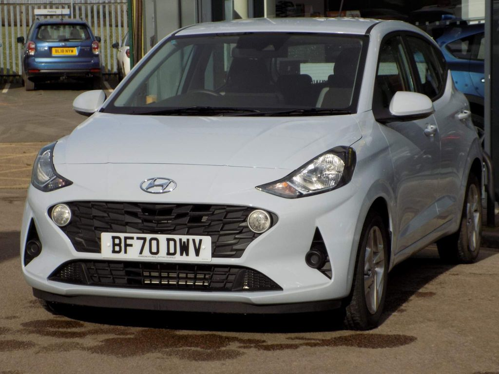Hyundai i10 Hatchback 1.2 SE Connect (s/s) 5dr