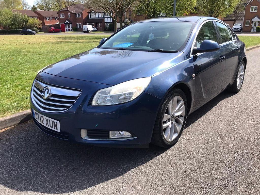 Vauxhall Insignia Hatchback 1.4T SRi (s/s) 5dr