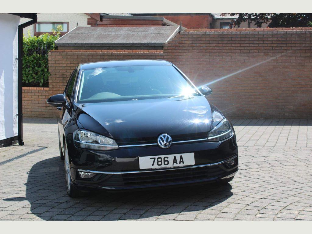 Volkswagen Golf Hatchback 1.6 TDI BlueMotion Tech GT DSG (s/s) 5dr