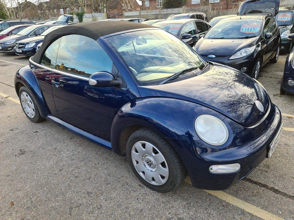 Volkswagen Beetle Convertible 1.9 TDI S Cabriolet 2dr