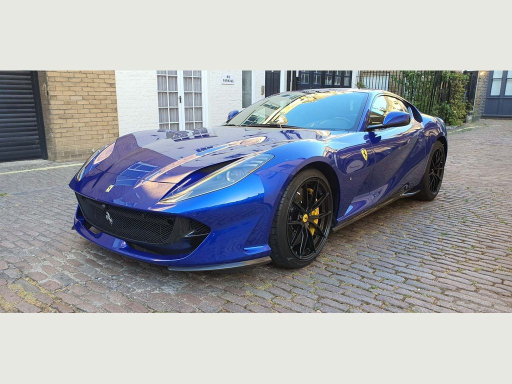 Ferrari 812 Superfast Coupe