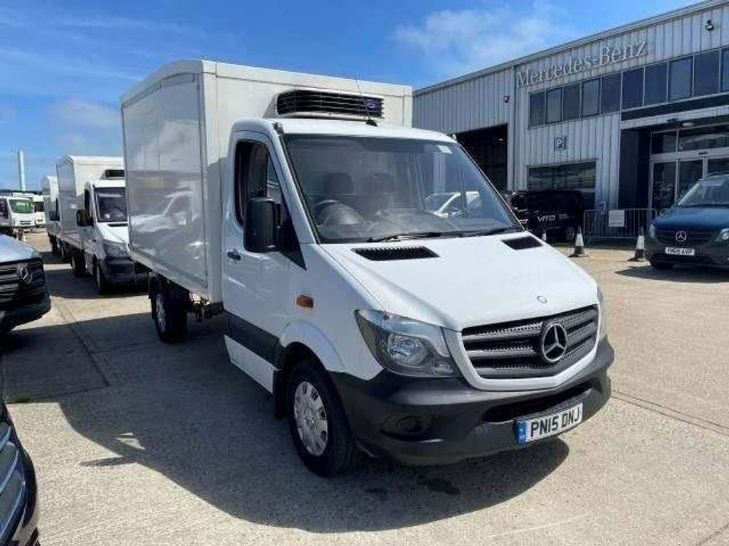 Mercedes-Benz Sprinter Chassis Cab 2.1 CDI BlueEFFICIENCY 313 Chassis Cab 7G-Tronic 2dr SWB