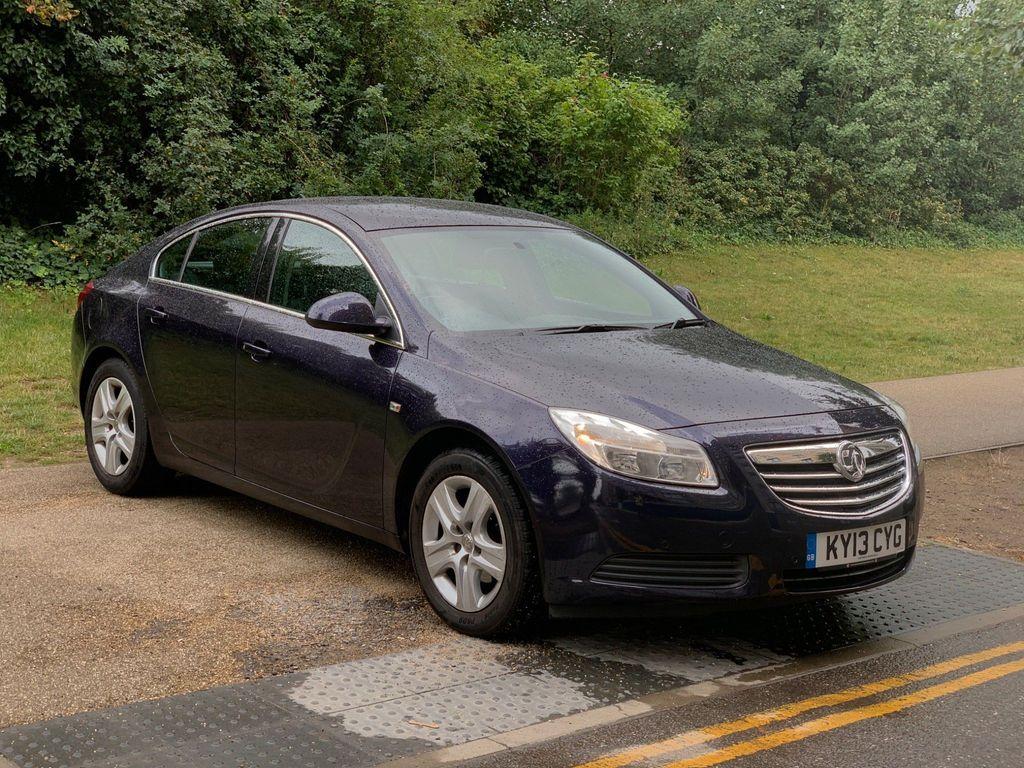 Vauxhall Insignia Hatchback 2.0 CDTi ecoFLEX 16v Exclusiv Nav (s/s) 5dr