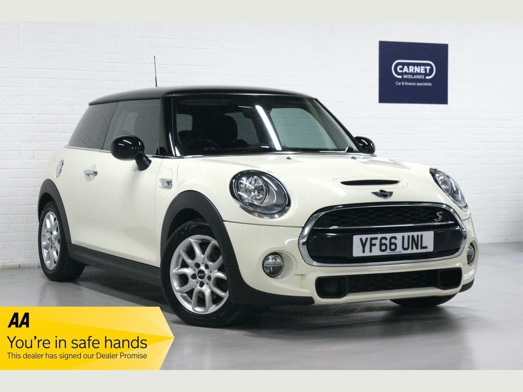 MINI Hatch Hatchback 2.0 Cooper SD Auto 6Spd (s/s) 3dr