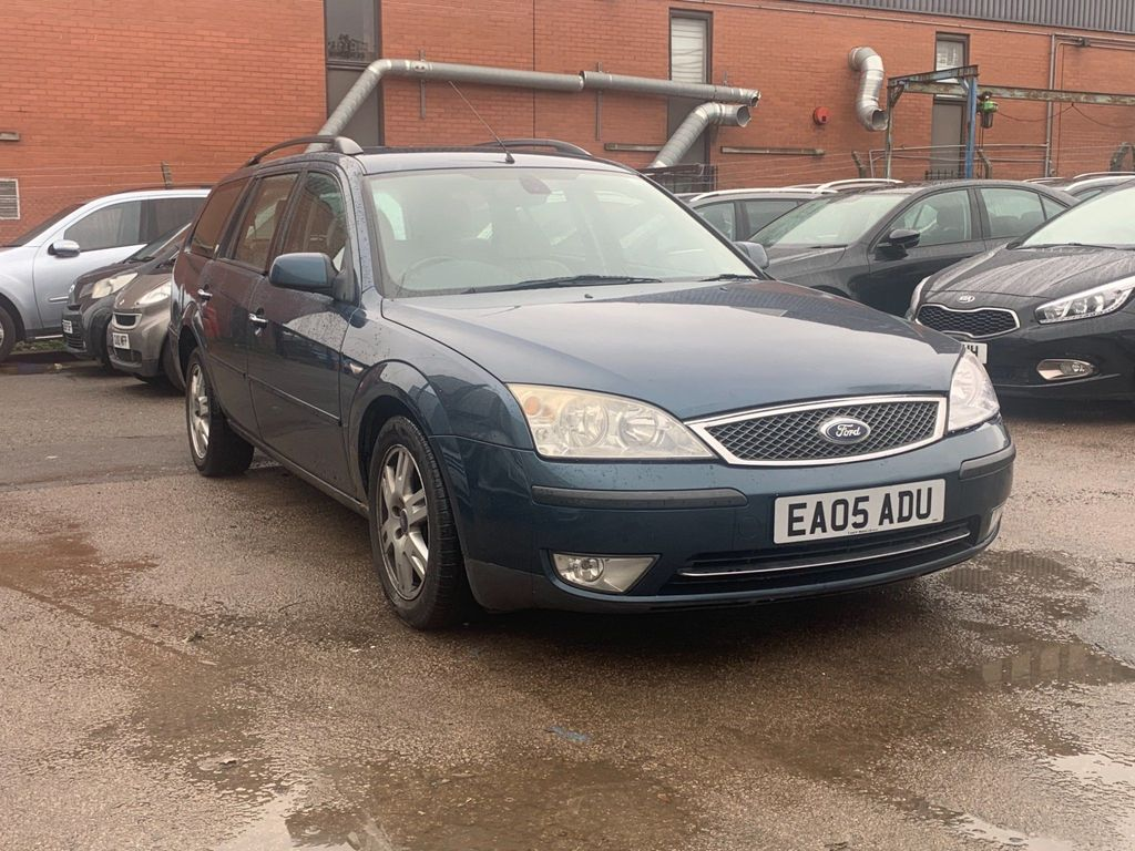 Ford Mondeo Estate 2.0 TDCi Ghia 5dr