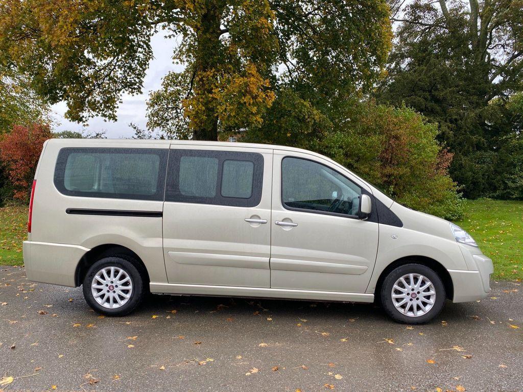 Fiat Scudo Minibus 2.0 JTD Multijet L2H2 Comfort MAXI Window Van 5dr (EU5)