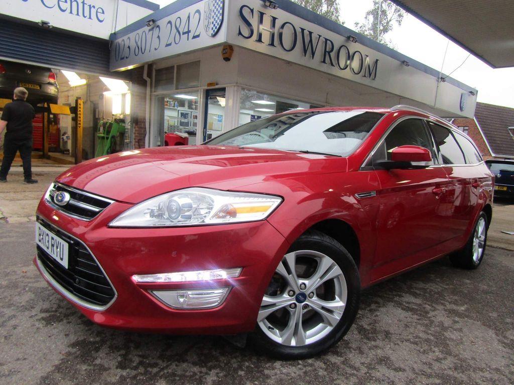 Ford Mondeo Estate 2.0 TDCi Titanium X 5dr