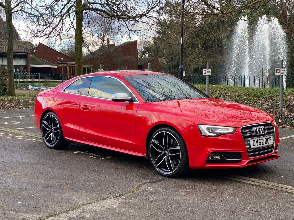 Audi S5 Coupe 3.0 TFSI V6 S Tronic quattro 2dr
