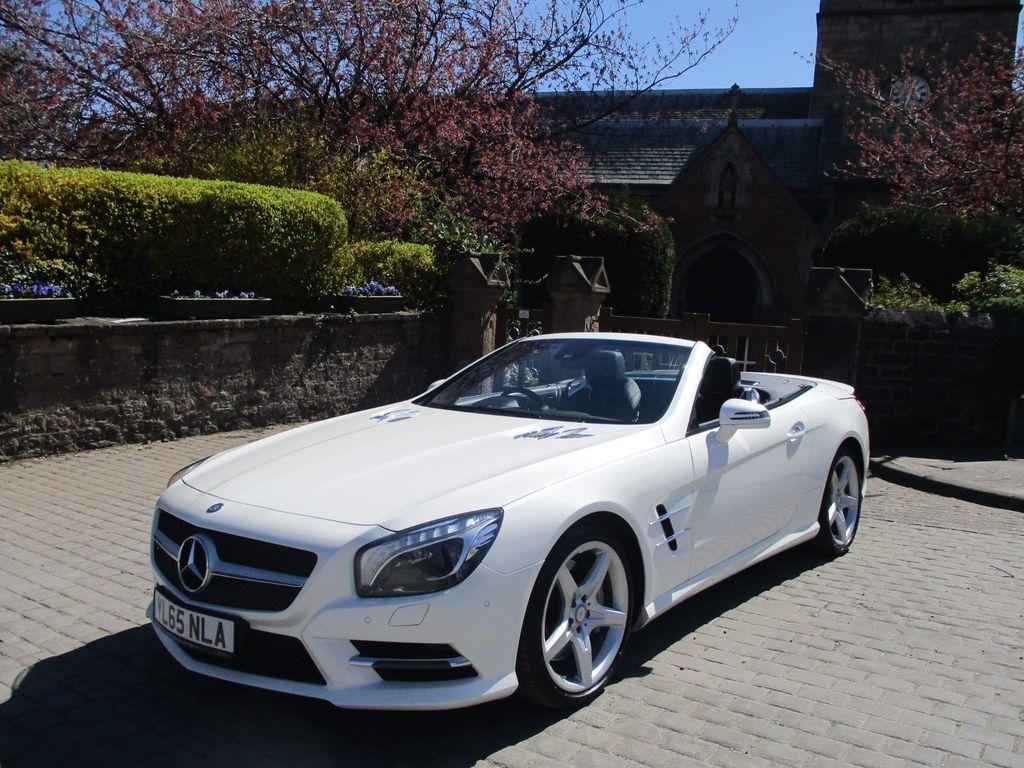 Mercedes-Benz SL Class Convertible 4.7 SL500 AMG Sport Roadster 2dr