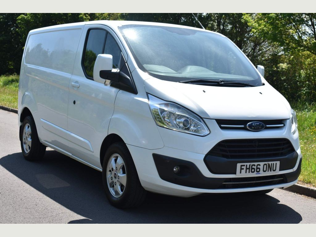 Ford Transit Custom Unlisted 2.0 TDCi 290 Limited L2 H1 5dr