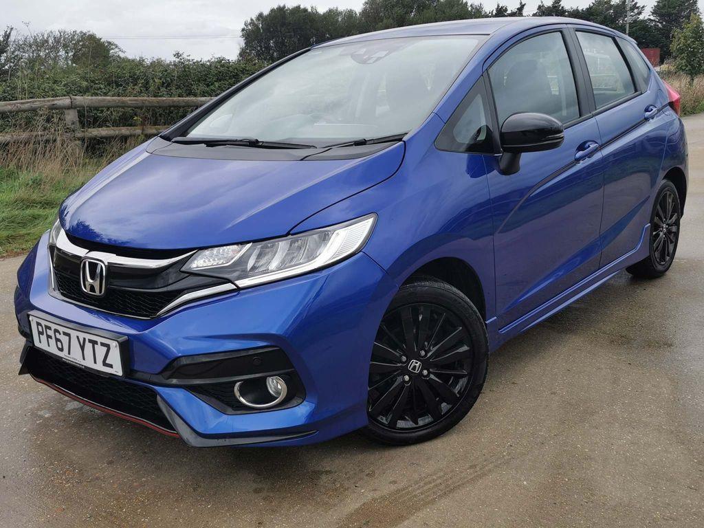 Honda Jazz Hatchback 1.5 i-VTEC Sport (s/s) 5dr