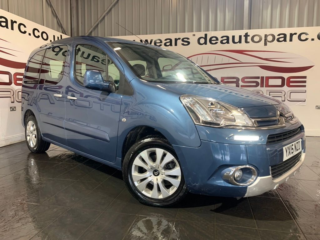 Citroen Berlingo MPV 1.6 BlueHDi Feel Edition Multispace 5dr