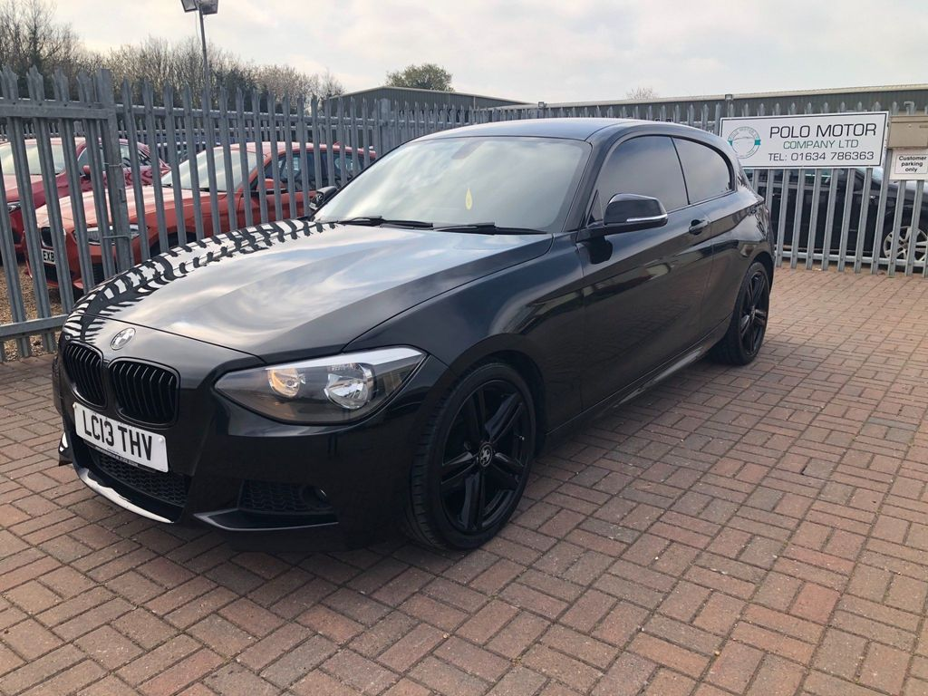 BMW 1 Series Hatchback 2.0 116d M Sport Sports Hatch 3dr