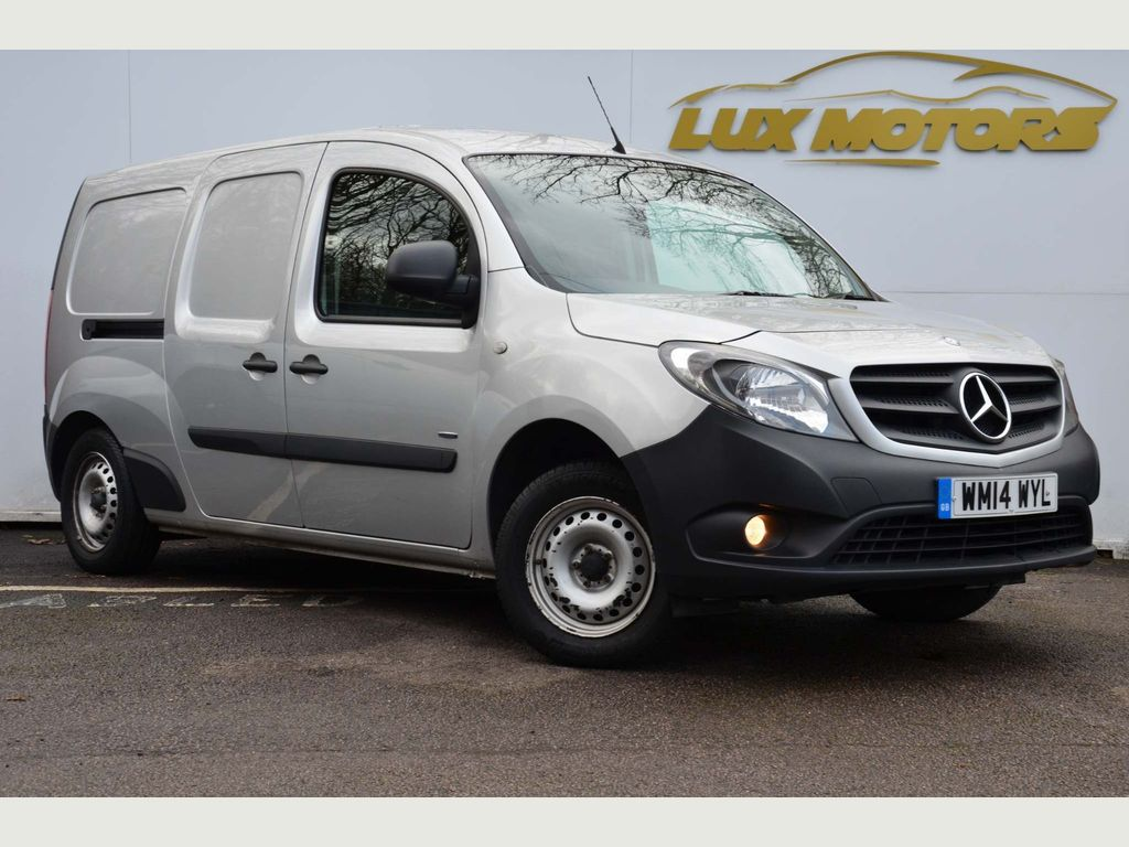 Mercedes-Benz Citan Panel Van 1.5 109 CDi BlueEFFICIENCY L3 EU5 (s/s) 6dr