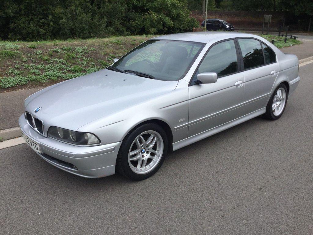 BMW 5 Series Saloon 2.2 520i ES SE 4dr