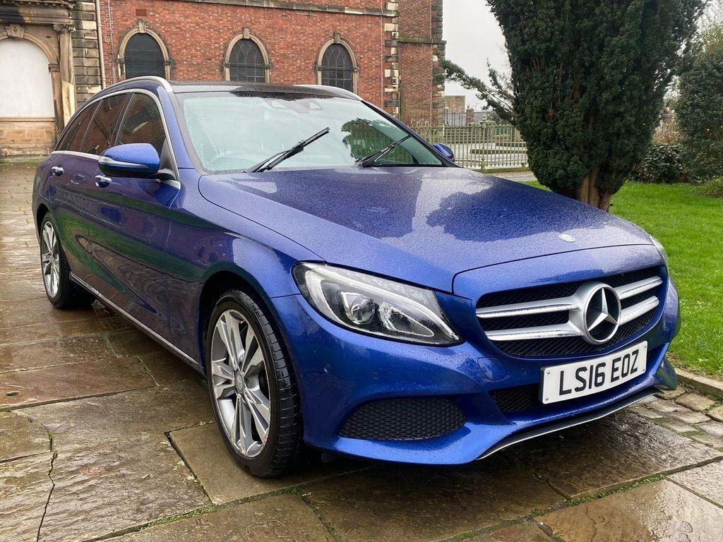 Mercedes-Benz C Class Estate 2.0 C350e 6.4kWh Sport (Premium Plus) G-Tronic+ (s/s) 5dr 18in Alloy