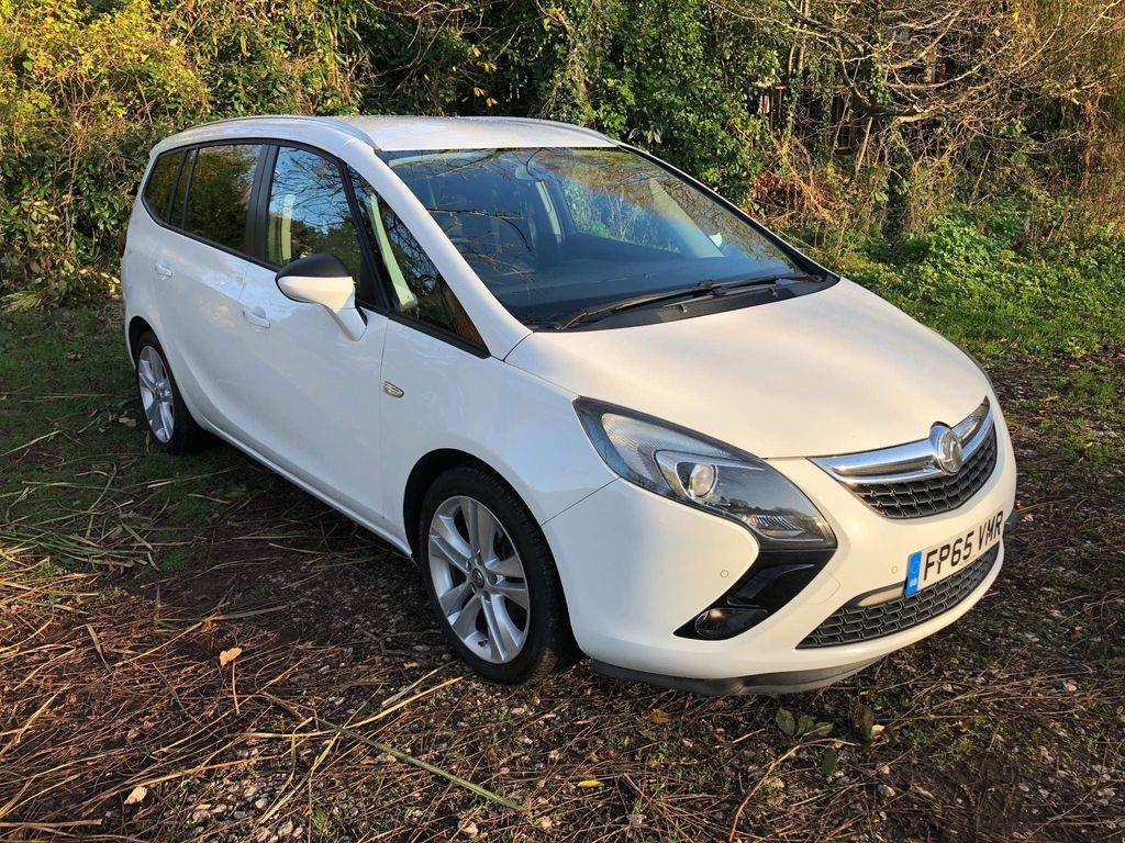 Vauxhall Zafira Tourer MPV 1.6 CDTi ecoFLEX SRi (s/s) 5dr
