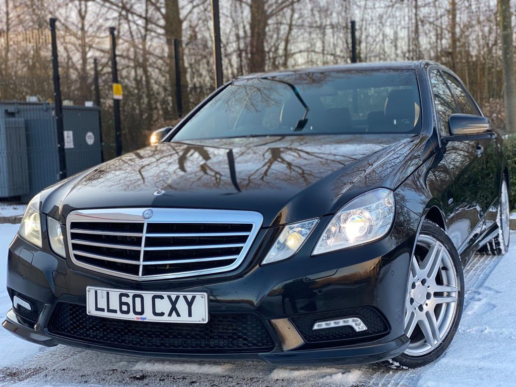 Mercedes-Benz E Class Saloon 3.0 E350 CDI BlueEFFICIENCY Sport 4dr