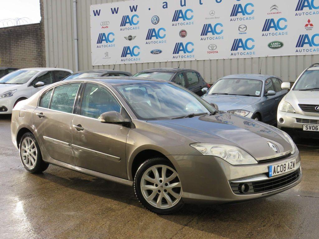 Renault Laguna Hatchback 2.0 dCi Dynamique S 5dr