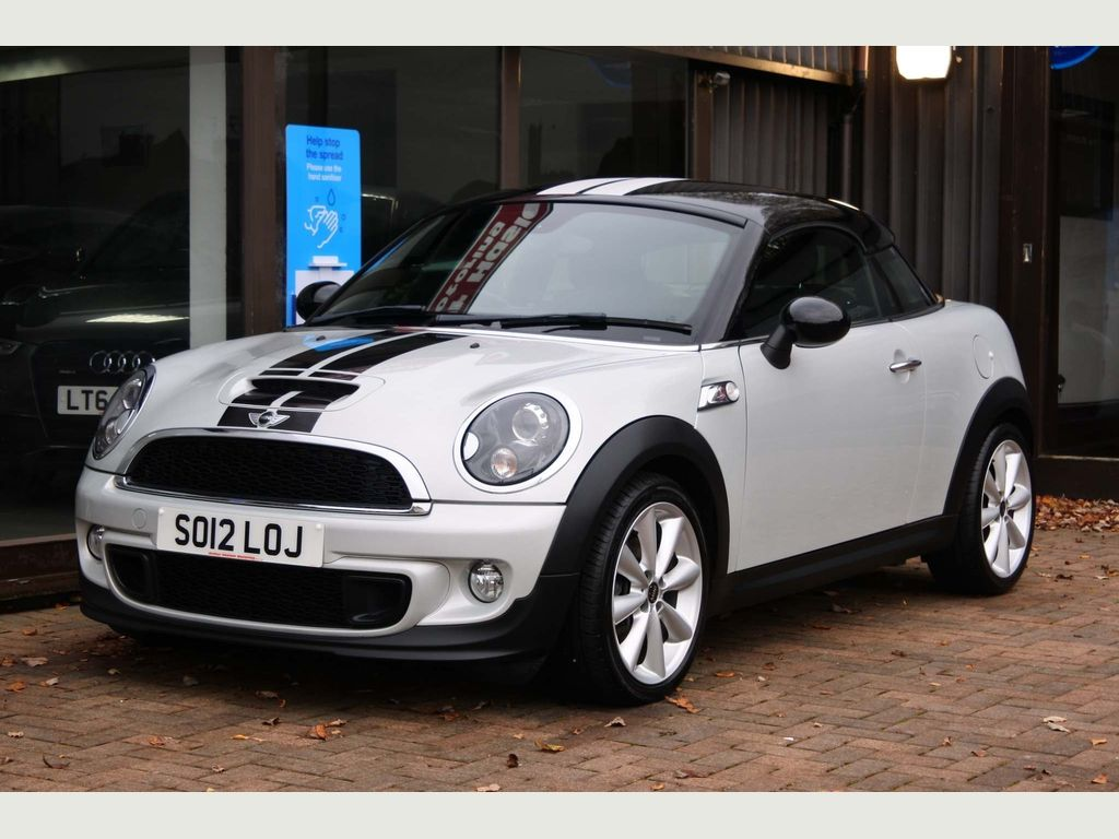 MINI Coupe Coupe 2.0 Cooper SD 3dr
