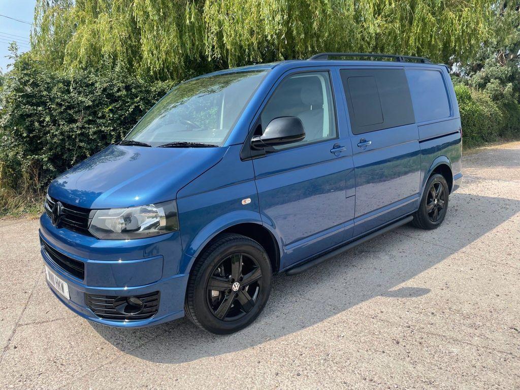 Volkswagen Transporter Combi Van 2.0 BiTDI T28 Panel Van SWB 4dr (SWB)